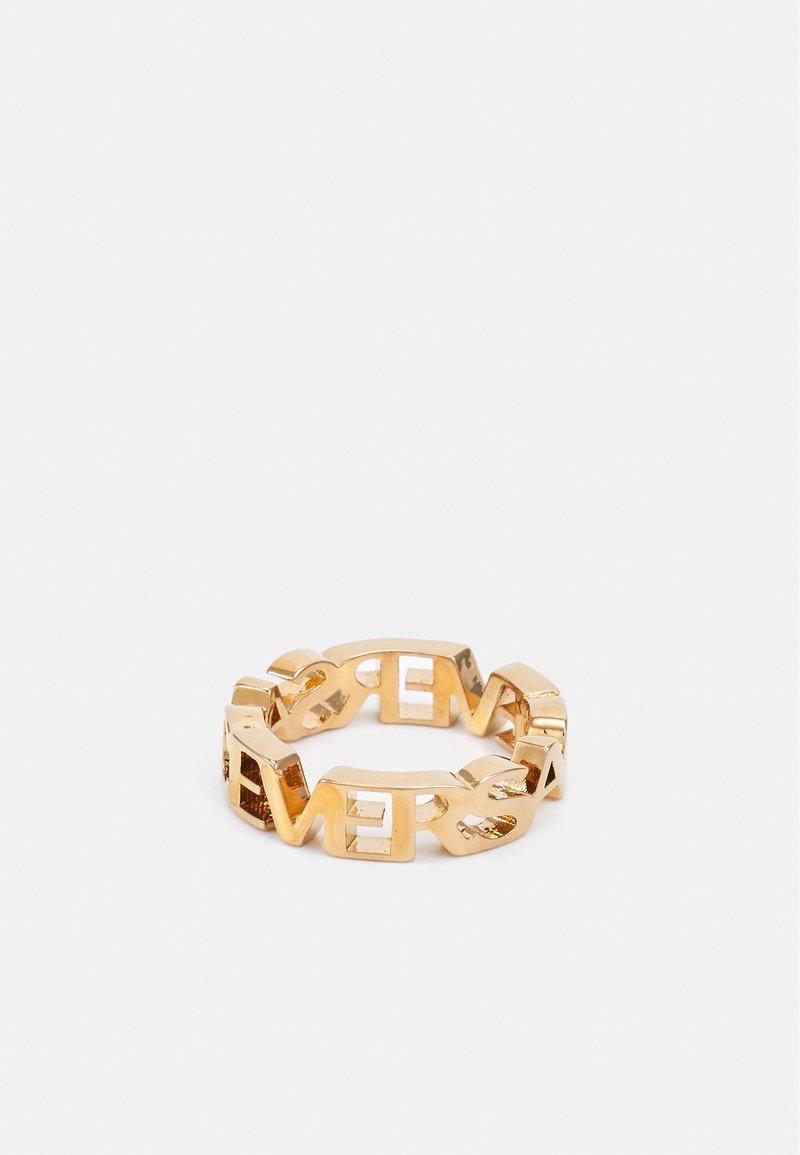 Versace - FASHION JEWELRY UNISEX - Anello - oro caldo