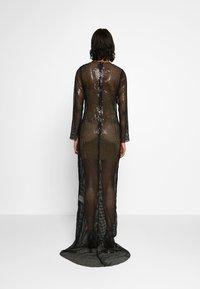 LEXI - MALIKA DRESS - Occasion wear - black - 2