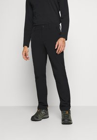 Salewa - VEZZANA - Trousers - black out - 0