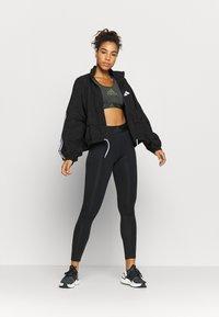 adidas Performance - COVER UP - Training jacket - black - 1