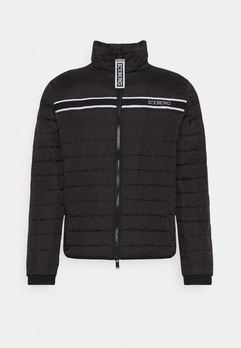 PIUMINI - Down jacket - nero