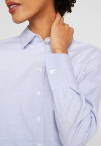 someday. - ZTELLA STRUCTURE - Button-down blouse - smart blue - 5