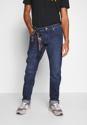 Slim fit jeans - blue dark wash