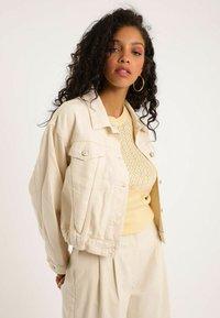 Pimkie - Denim jacket - naturweiß - 3