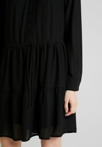 Vero Moda - VMCAITLIN SHORT DRESS - Day dress - black - 4