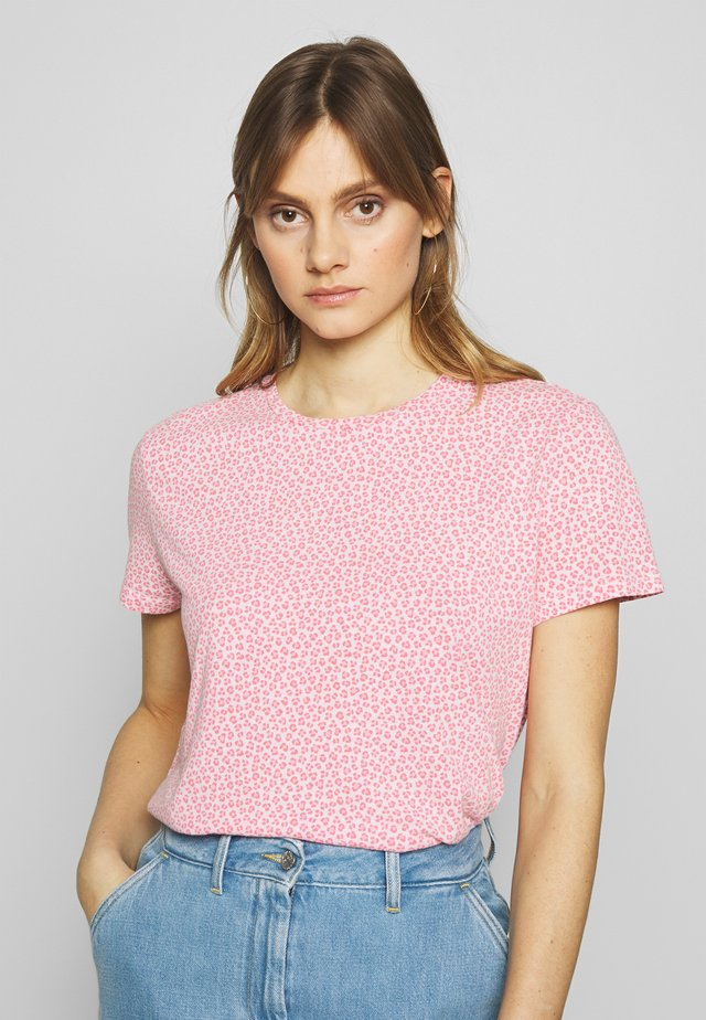 TOP - T-shirt med print - cherry blossom