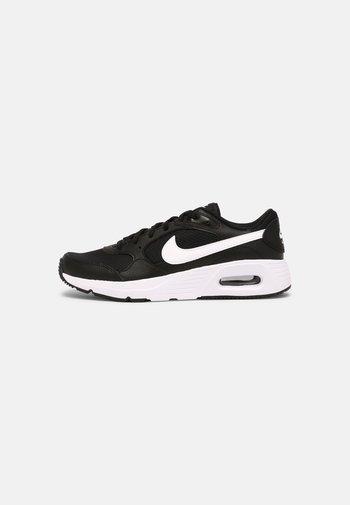 AIR MAX UNISEX - Sneakers basse - black/white