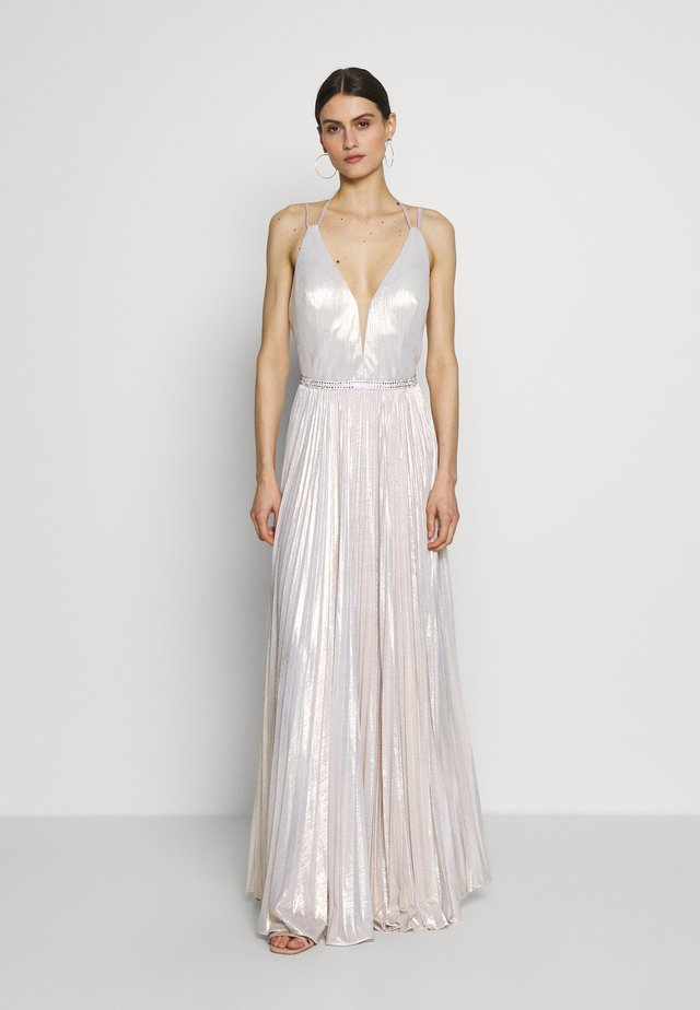 Occasion wear - champagner metallic