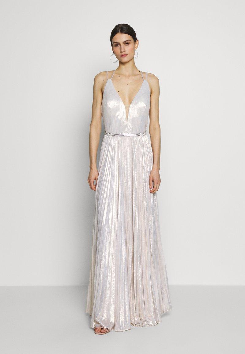 Luxuar Fashion - Abito da sera - champagner metallic