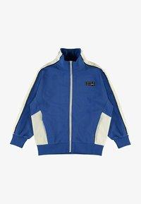 Molo - Zip-up sweatshirt - cobalt - 0