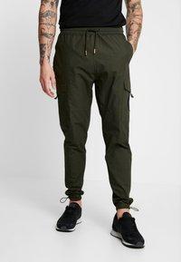 Glorious Gangsta - FRESNO - Cargo trousers - khaki - 0