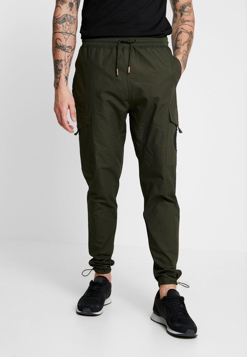 Glorious Gangsta - FRESNO - Cargo trousers - khaki