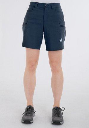 Sports shorts - mittelindigo