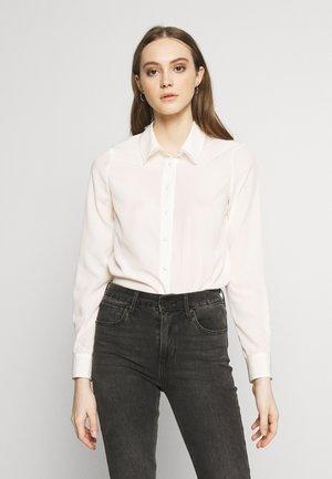 VMINEZ - Button-down blouse - birch