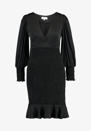 NYX DRESS - Day dress - black