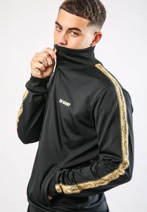 CHEETAH-CRYSTAL TRICOT HOTFIX TRACKTOP - Training jacket - black