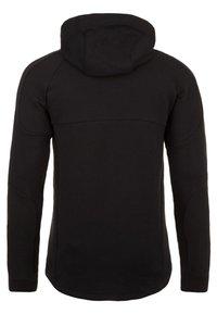 Puma - Zip-up hoodie - black - 1
