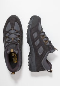 Jack Wolfskin - VOJO HIKE 2 TEXAPORE LOW - Obuwie hikingowe - phantom - 1