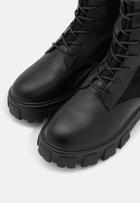 Call it Spring - VEGAN TINSLEYY - Lace-up boots - black - 5