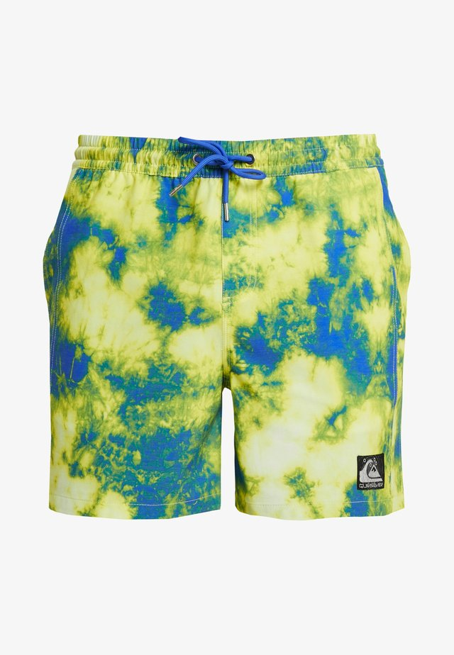OUT THERE VOLLEY  - Plavky - yellow/blue
