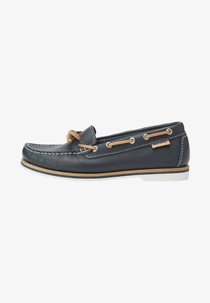 Boat shoes - navy