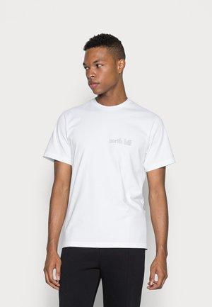 MUGSHOTS TEE - T-shirt print - white