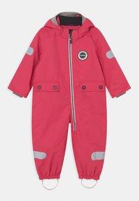 Reima - OVERALL MARTE MID UNISEX - Snowsuit - azalea pink - 0