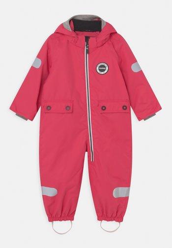 OVERALL MARTE MID UNISEX - Snowsuit - azalea pink