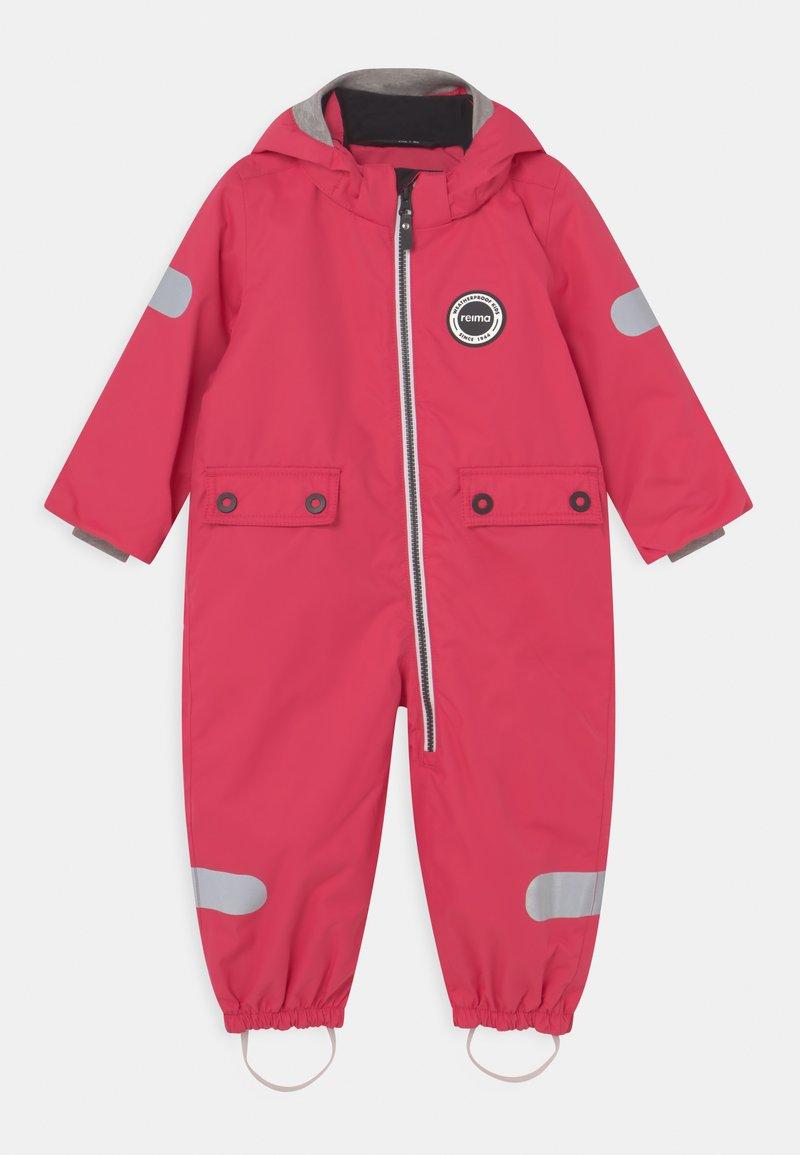 Reima - OVERALL MARTE MID UNISEX - Snowsuit - azalea pink