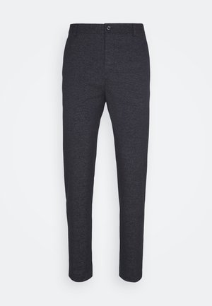 STRETCH PANTS - Kangashousut - blue