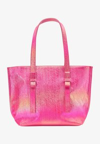 myMo at night - Tote bag - pink - 0