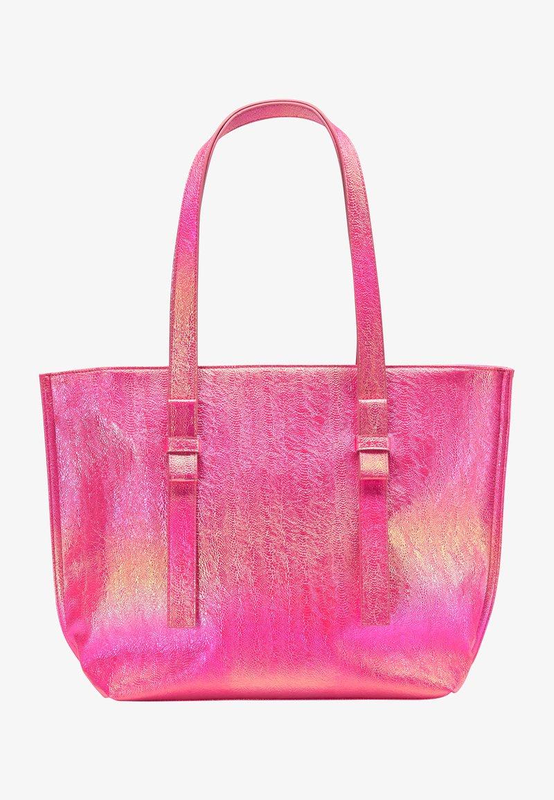 myMo at night - Tote bag - pink