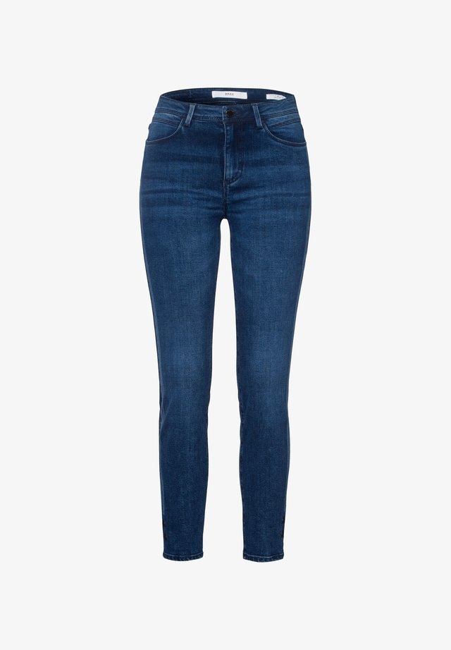 STYLE SHAKIRA - Jeans Skinny Fit - used dark blue