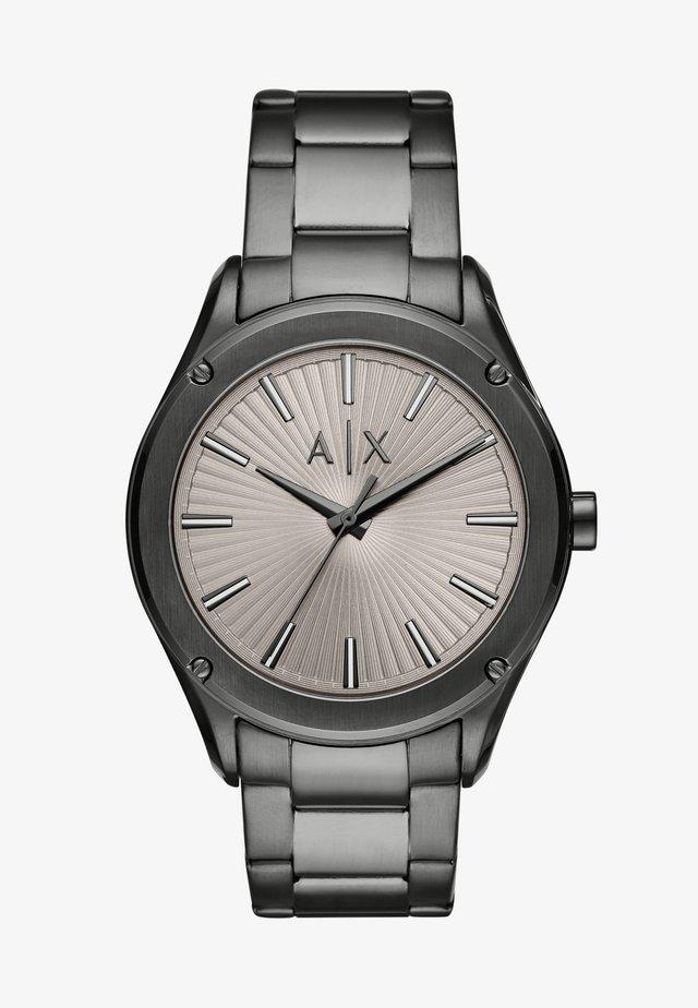 Horloge - gunmetal