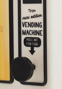 TYPO - MINI VENDING MACHINE - Other accessories - ecru - 4
