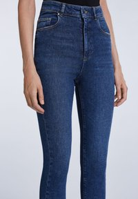 SET - Jeans Skinny Fit - darkblue denim - 3