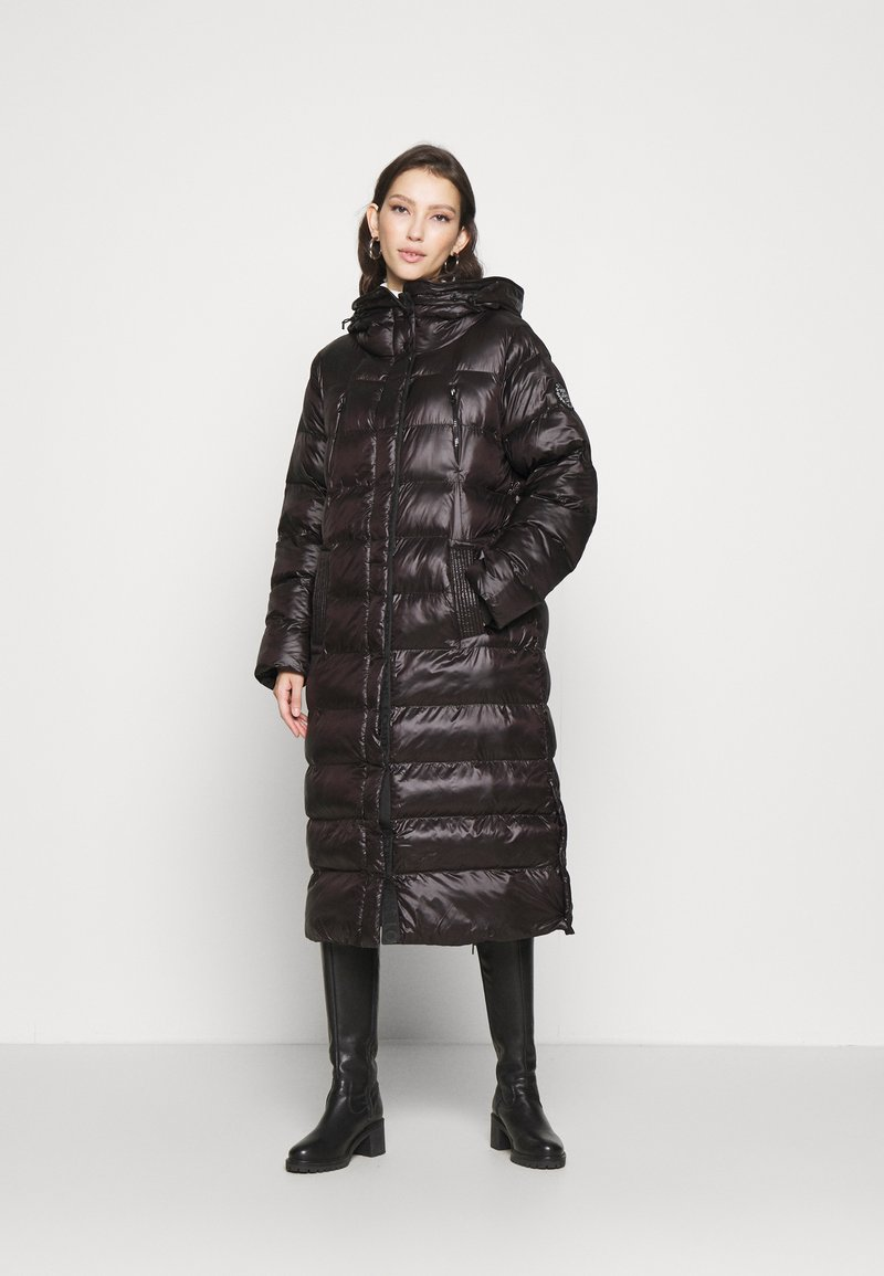Pepe Jeans - LIZZY - Winter coat - dark brown
