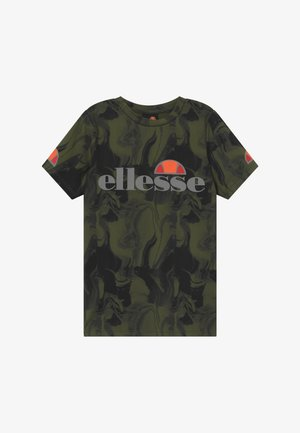 VETREGO PERFORMANCE TEE - T-shirt print - dark green