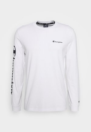 LEGACY LONG SLEEVE - Langarmshirt - white