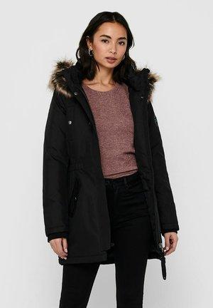 ONLIRIS - Abrigo de invierno - black