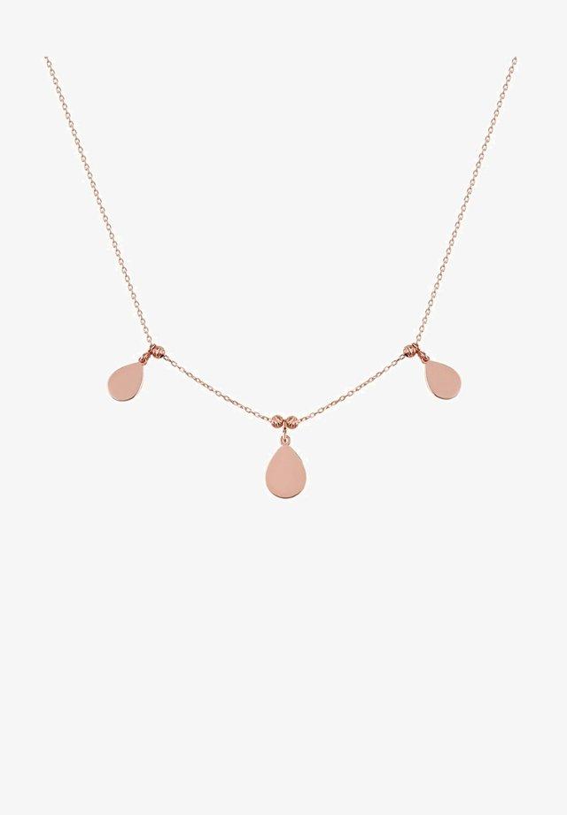 TROPFEN  - Necklace - rose