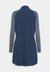 adidas Golf - LONG SLEEVE DRESS - Sports dress - crew navy - 2