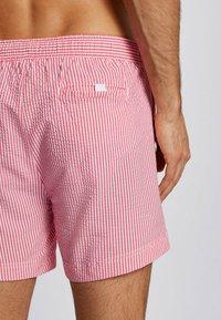 BOSS - Swimming shorts - pink - 2