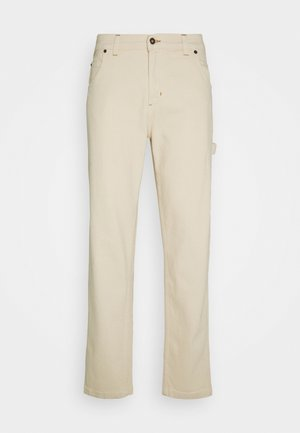GARYVILLE - Relaxed fit jeans - ecru