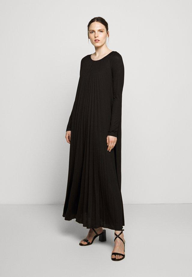 DOLORES - Maxi-jurk - schwarz