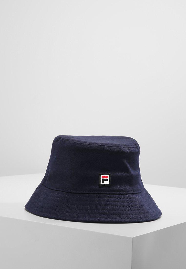 Fila - BUCKET HAT - Hat - black iris