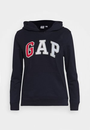 NOVELTY FILL - Hoodie - navy uniform