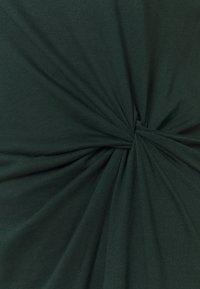 Anna Field - Jersey dress - dark green - 2