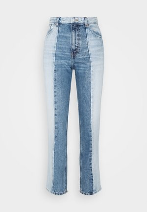 TAIKI - Straight leg jeans - blue medium dusty