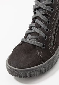 Richter - High-top trainers - steel - 2